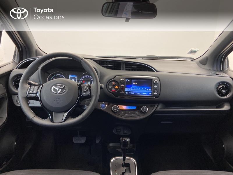 Photo 8 de l'offre de TOYOTA Yaris 100h Collection 5p MY19 à 15980€ chez Brest Automobiles - Toyota Brest