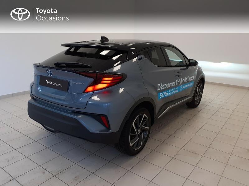 Photo 18 de l'offre de TOYOTA C-HR 122h Graphic 2WD E-CVT MC19 à 28980€ chez Brest Automobiles - Toyota Brest