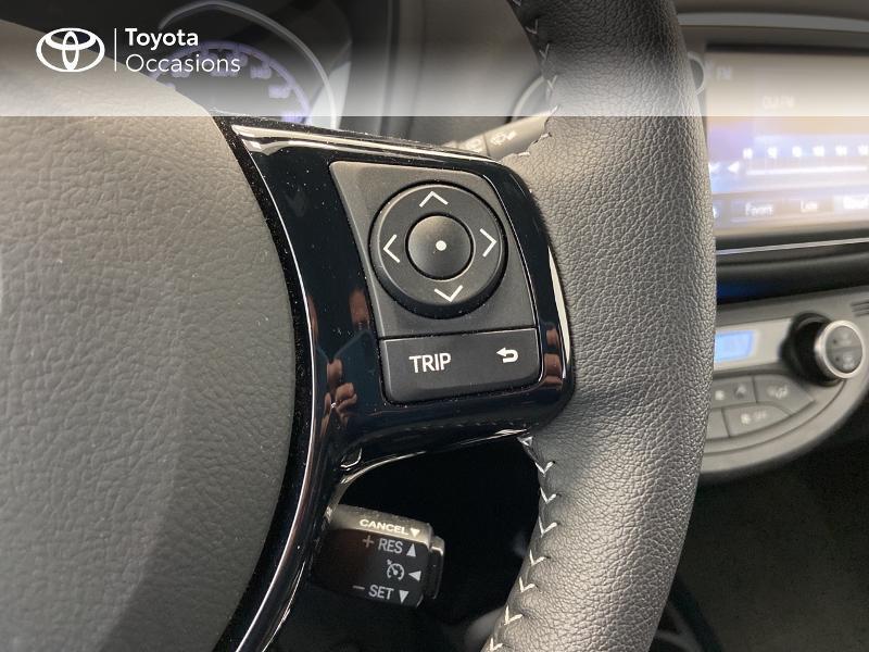 Photo 14 de l'offre de TOYOTA Yaris 100h Collection 5p MY19 à 15980€ chez Brest Automobiles - Toyota Brest