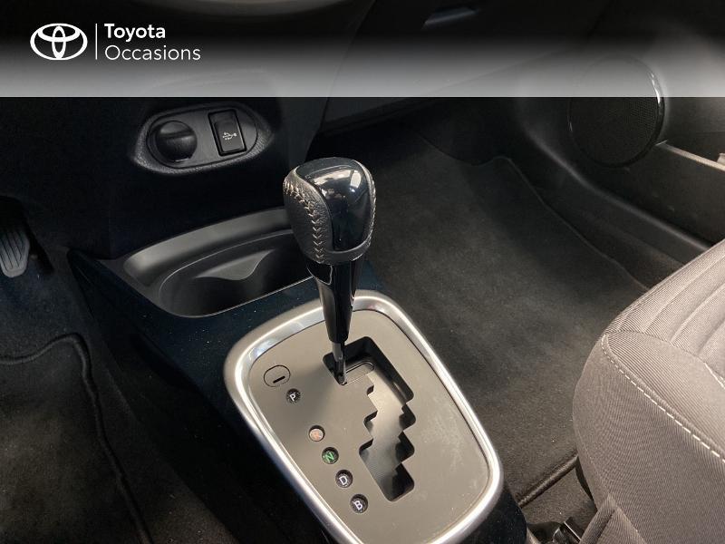 Photo 19 de l'offre de TOYOTA Yaris 100h Collection 5p MY19 à 15980€ chez Brest Automobiles - Toyota Brest