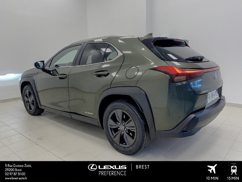 Photo 16 de l'offre de LEXUS UX 250h 2WD Luxe MY20 à 37980€ chez Brest Automobiles - Toyota Brest