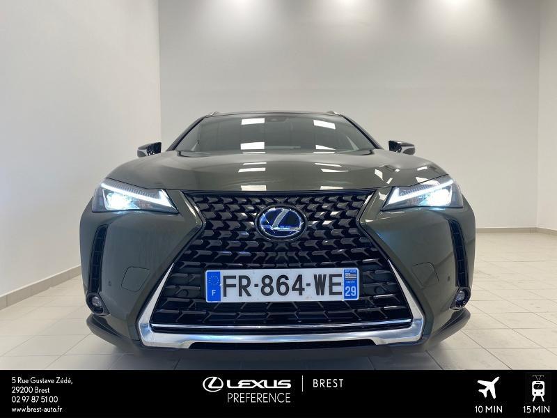 Photo 19 de l'offre de LEXUS UX 250h 2WD Luxe MY20 à 37980€ chez Brest Automobiles - Toyota Brest