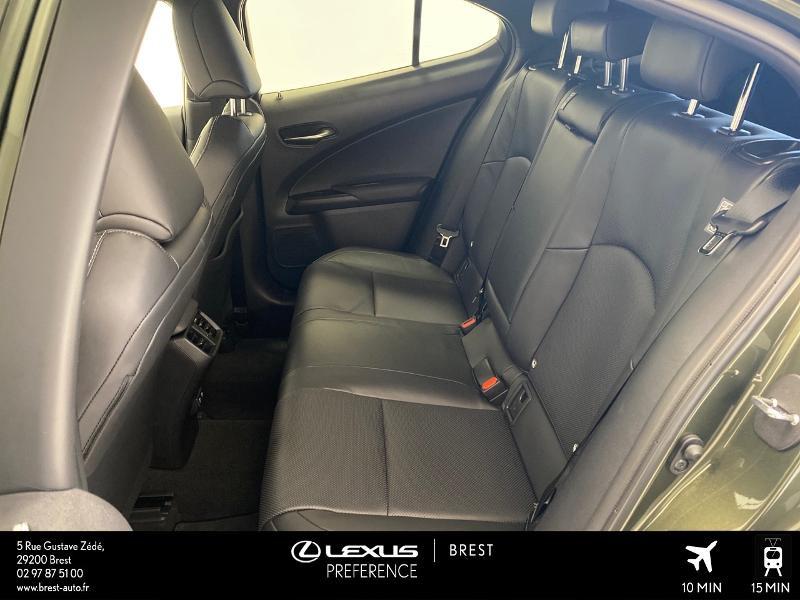 Photo 14 de l'offre de LEXUS UX 250h 2WD Luxe MY20 à 37980€ chez Brest Automobiles - Toyota Brest