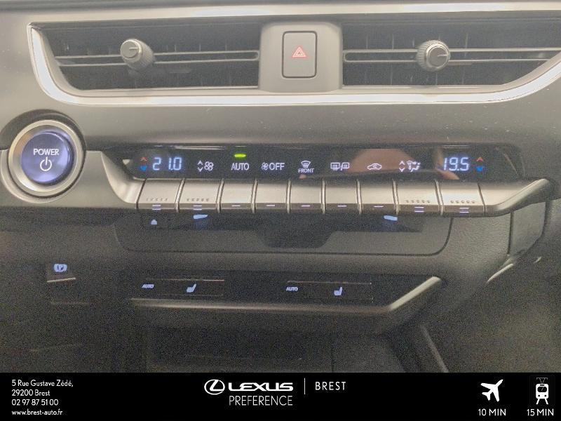 Photo 11 de l'offre de LEXUS UX 250h 2WD Luxe MY20 à 37980€ chez Brest Automobiles - Toyota Brest