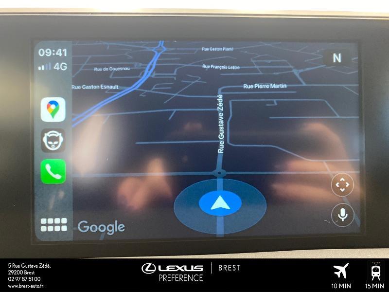 Photo 7 de l'offre de LEXUS UX 250h 2WD Luxe MY20 à 37980€ chez Brest Automobiles - Toyota Brest