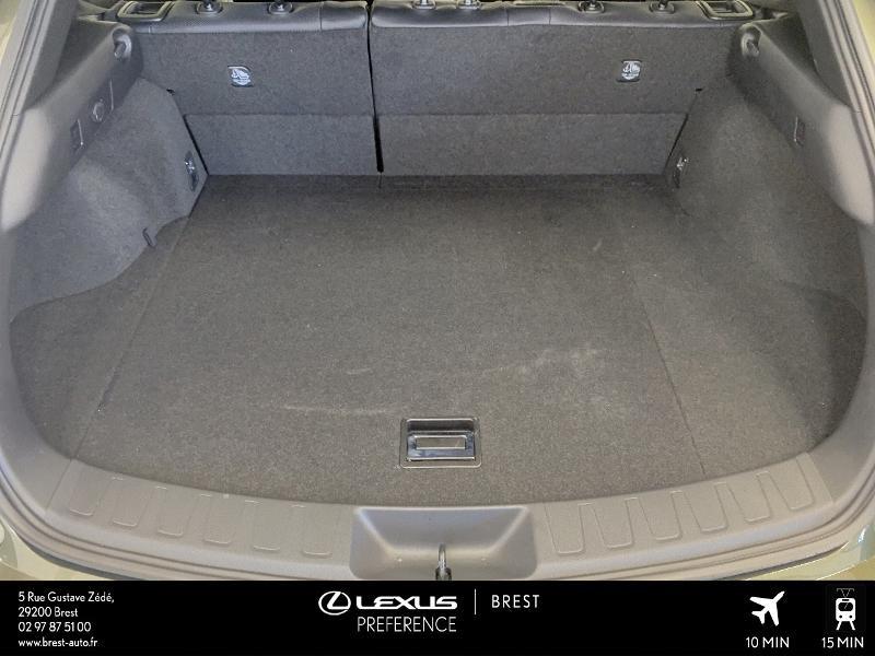 Photo 15 de l'offre de LEXUS UX 250h 2WD Luxe MY20 à 37980€ chez Brest Automobiles - Toyota Brest