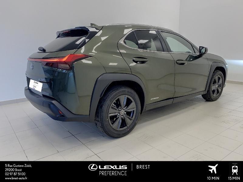 Photo 2 de l'offre de LEXUS UX 250h 2WD Luxe MY20 à 37980€ chez Brest Automobiles - Toyota Brest