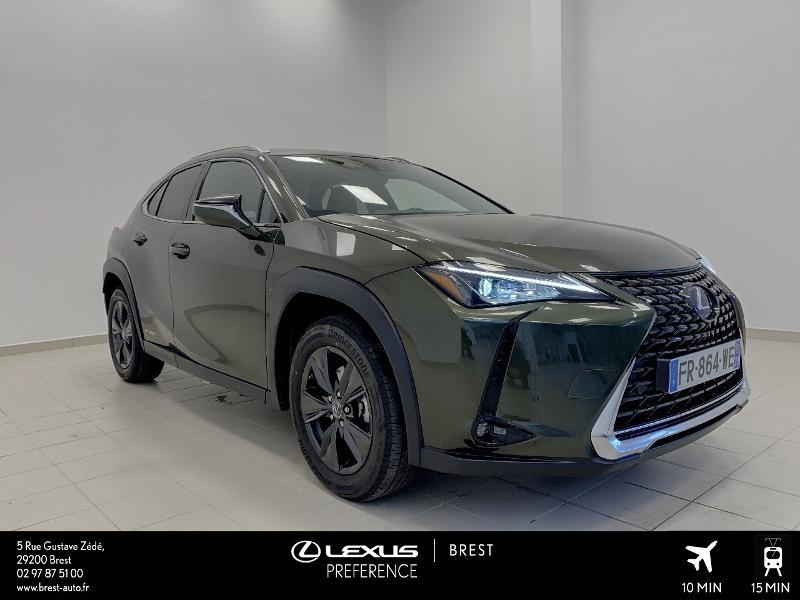 Photo 17 de l'offre de LEXUS UX 250h 2WD Luxe MY20 à 37980€ chez Brest Automobiles - Toyota Brest
