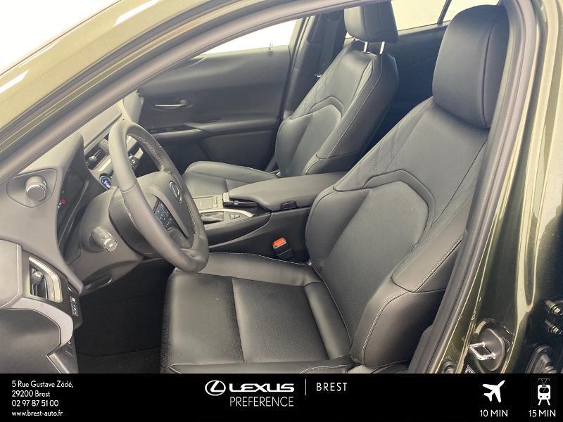 Photo 13 de l'offre de LEXUS UX 250h 2WD Luxe MY20 à 37980€ chez Brest Automobiles - Toyota Brest
