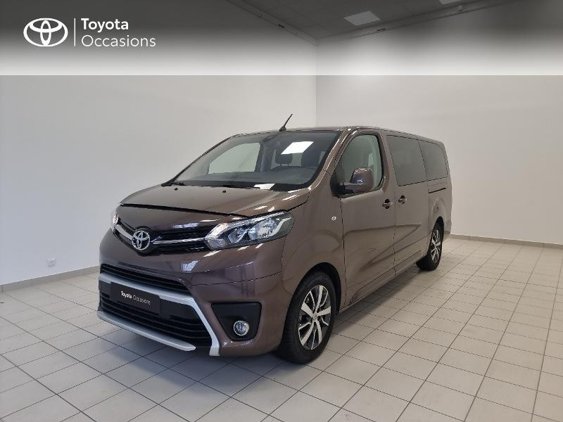 Toyota PROACE Verso Long 1.5 120 D-4D Dynamic MY20 Diesel RICH OAK Occasion à vendre