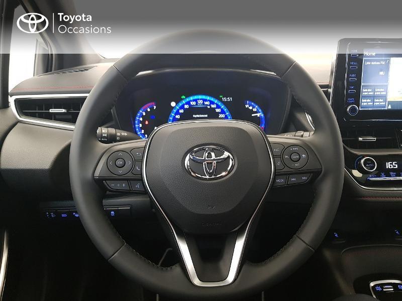 Photo 9 de l'offre de TOYOTA Corolla 122h Collection MY20 à 27490€ chez Brest Automobiles - Toyota Brest