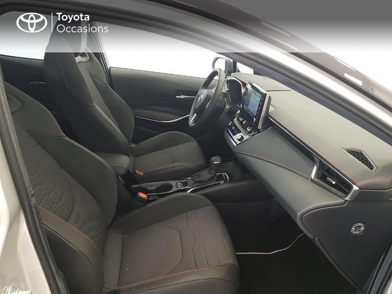 Photo 6 de l'offre de TOYOTA Corolla 122h Collection MY20 à 27490€ chez Brest Automobiles - Toyota Brest