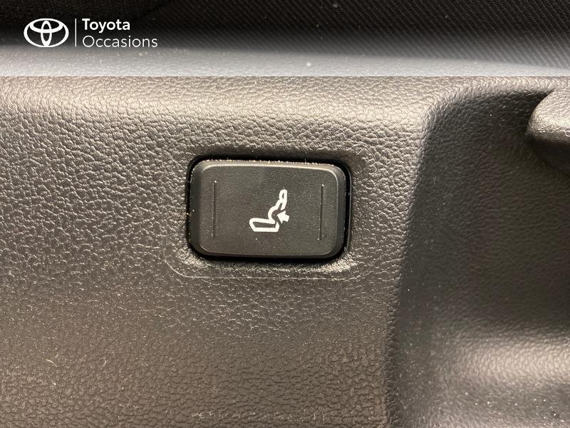 Photo 17 de l'offre de TOYOTA C-HR 122h Edition 2WD E-CVT à 21980€ chez Brest Automobiles - Toyota Brest
