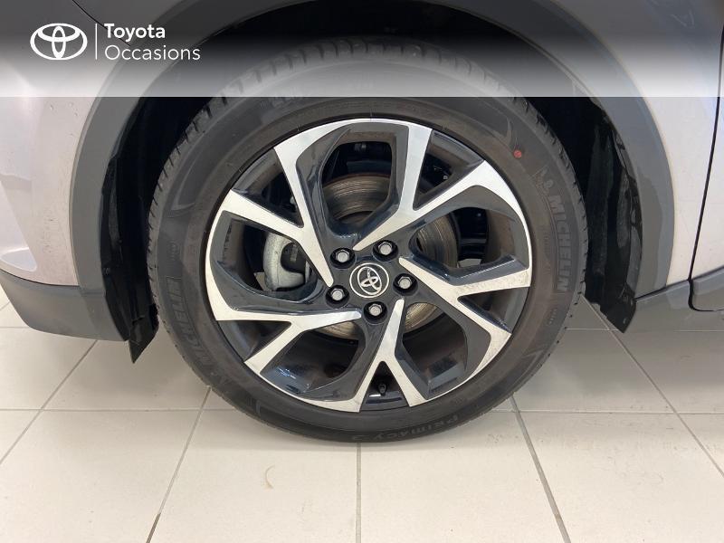 Photo 4 de l'offre de TOYOTA C-HR 122h Edition 2WD E-CVT à 21980€ chez Brest Automobiles - Toyota Brest