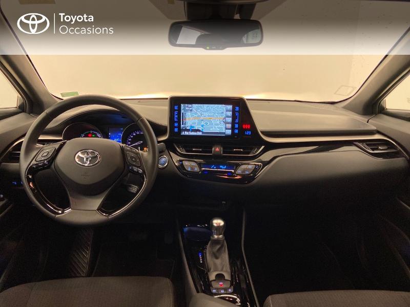 Photo 5 de l'offre de TOYOTA C-HR 122h Edition 2WD E-CVT à 21980€ chez Brest Automobiles - Toyota Brest