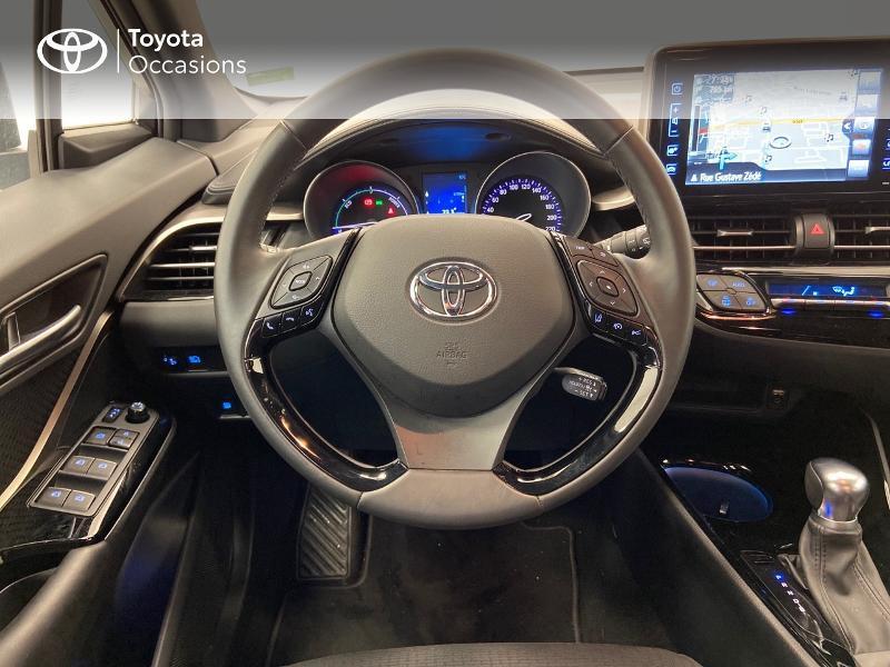 Photo 6 de l'offre de TOYOTA C-HR 122h Edition 2WD E-CVT à 21980€ chez Brest Automobiles - Toyota Brest