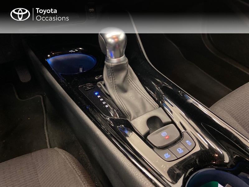 Photo 9 de l'offre de TOYOTA C-HR 122h Edition 2WD E-CVT à 21980€ chez Brest Automobiles - Toyota Brest