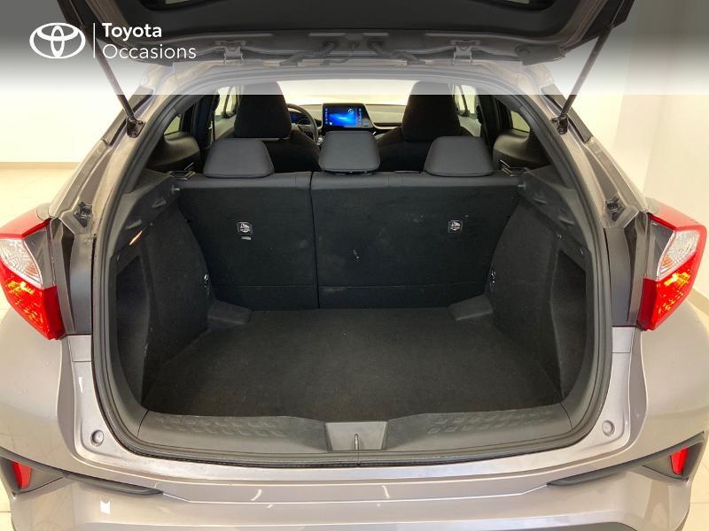 Photo 15 de l'offre de TOYOTA C-HR 122h Edition 2WD E-CVT à 21980€ chez Brest Automobiles - Toyota Brest