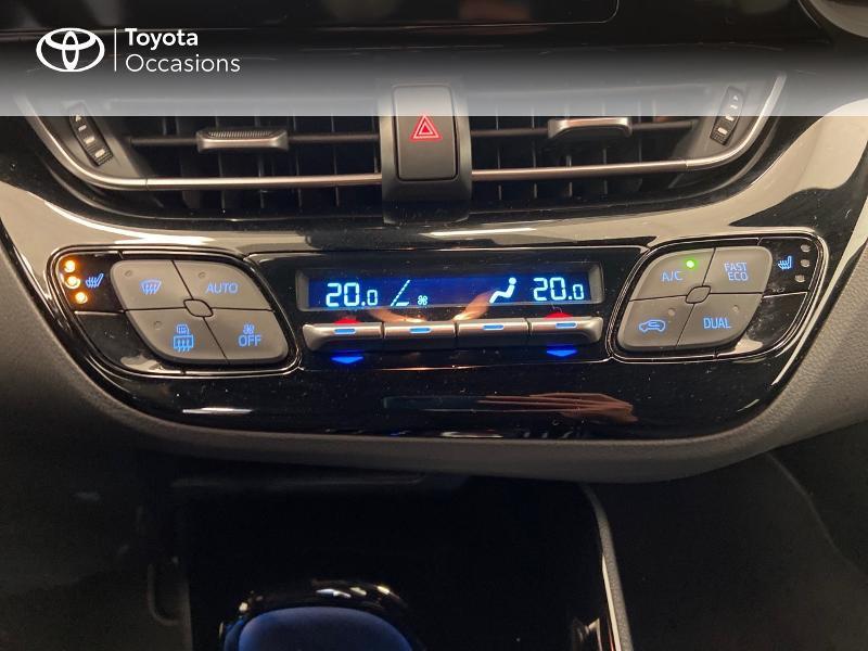 Photo 11 de l'offre de TOYOTA C-HR 122h Edition 2WD E-CVT à 21980€ chez Brest Automobiles - Toyota Brest