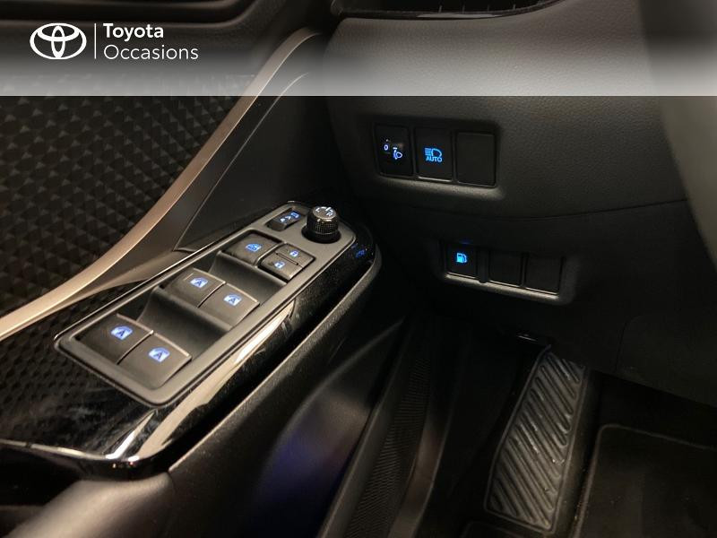 Photo 12 de l'offre de TOYOTA C-HR 122h Edition 2WD E-CVT à 21980€ chez Brest Automobiles - Toyota Brest