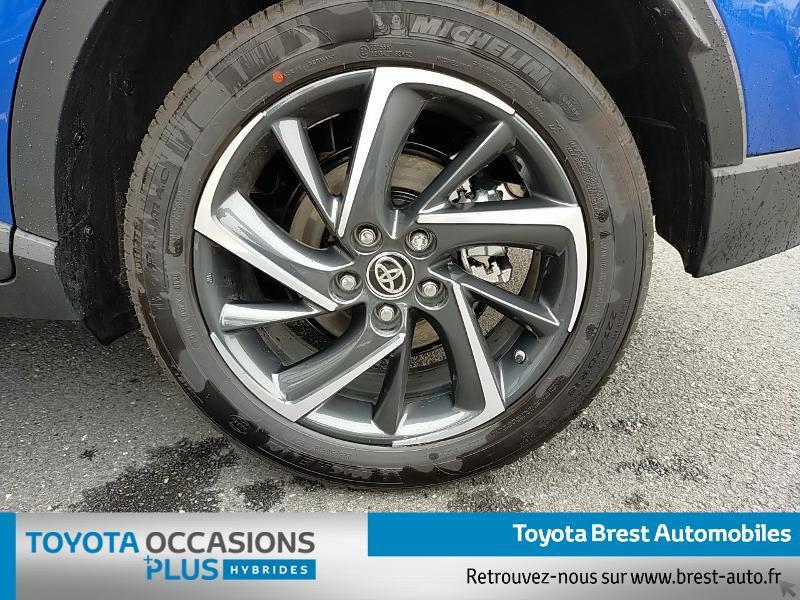 Photo 4 de l'offre de TOYOTA C-HR 122h Graphic 2WD E-CVT MY20 à 26980€ chez Brest Automobiles - Toyota Brest