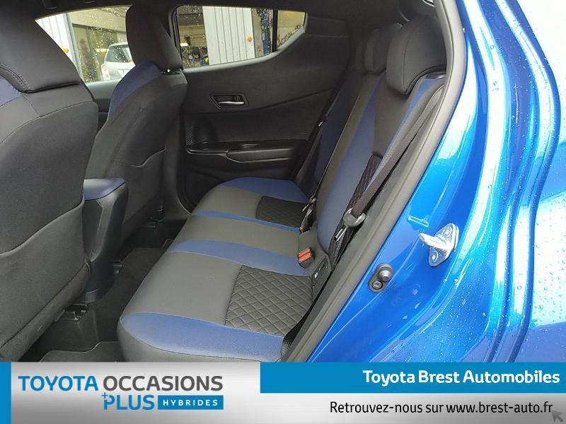 Photo 14 de l'offre de TOYOTA C-HR 122h Graphic 2WD E-CVT MY20 à 26980€ chez Brest Automobiles - Toyota Brest
