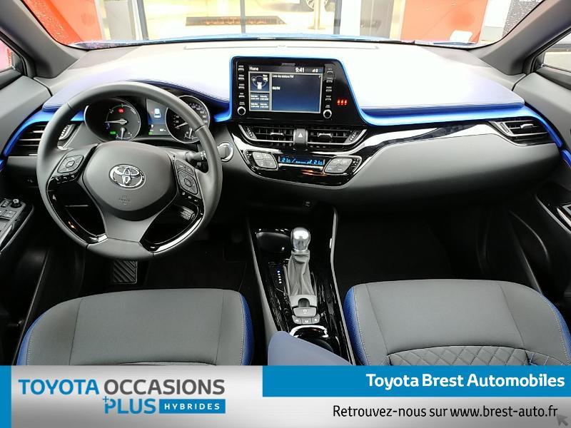 Photo 5 de l'offre de TOYOTA C-HR 122h Graphic 2WD E-CVT MY20 à 26980€ chez Brest Automobiles - Toyota Brest