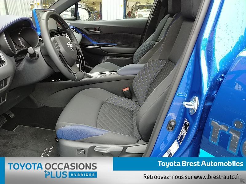 Photo 13 de l'offre de TOYOTA C-HR 122h Graphic 2WD E-CVT MY20 à 26980€ chez Brest Automobiles - Toyota Brest