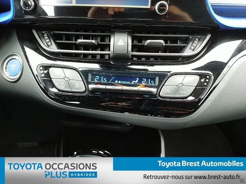 Photo 11 de l'offre de TOYOTA C-HR 122h Graphic 2WD E-CVT MY20 à 26980€ chez Brest Automobiles - Toyota Brest