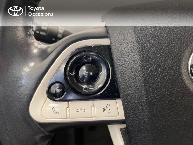 Photo 20 de l'offre de TOYOTA Prius 122h Lounge à 19980€ chez Brest Automobiles - Toyota Brest