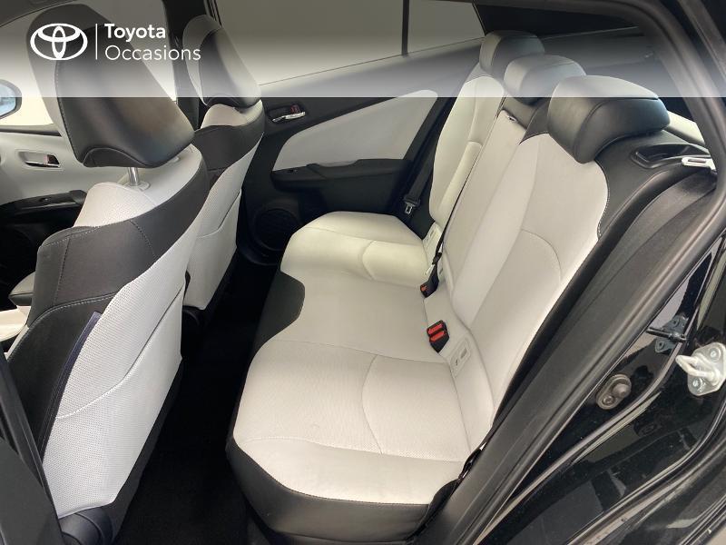 Photo 12 de l'offre de TOYOTA Prius 122h Lounge à 19980€ chez Brest Automobiles - Toyota Brest