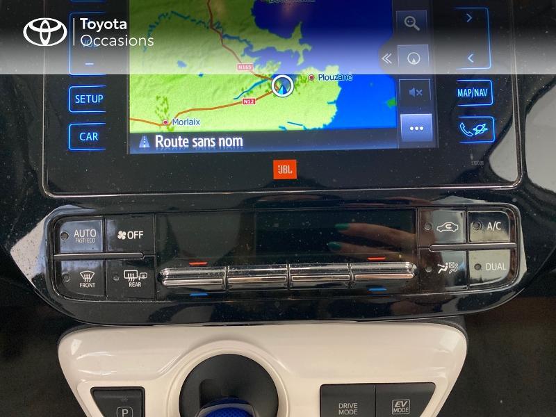 Photo 22 de l'offre de TOYOTA Prius 122h Lounge à 19980€ chez Brest Automobiles - Toyota Brest