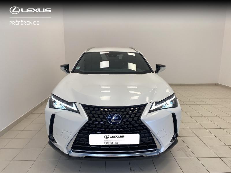 Photo 5 de l'offre de LEXUS UX 250h 2WD Premium Edition MY21 à 33980€ chez Brest Automobiles - Toyota Brest