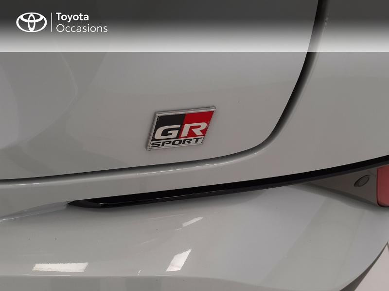 Photo 24 de l'offre de TOYOTA C-HR 184h GR-Sport 2WD E-CVT MY20 à 32980€ chez Brest Automobiles - Toyota Brest