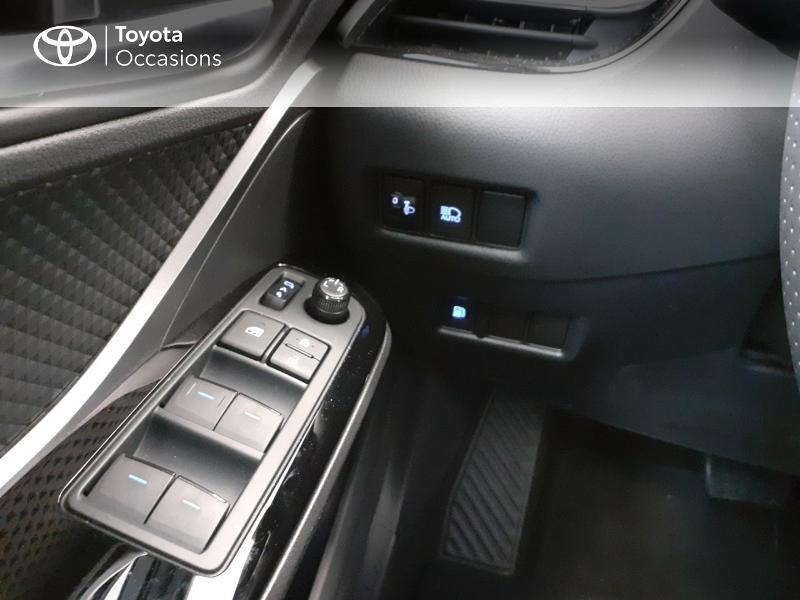Photo 21 de l'offre de TOYOTA C-HR 184h GR-Sport 2WD E-CVT MY20 à 32980€ chez Brest Automobiles - Toyota Brest