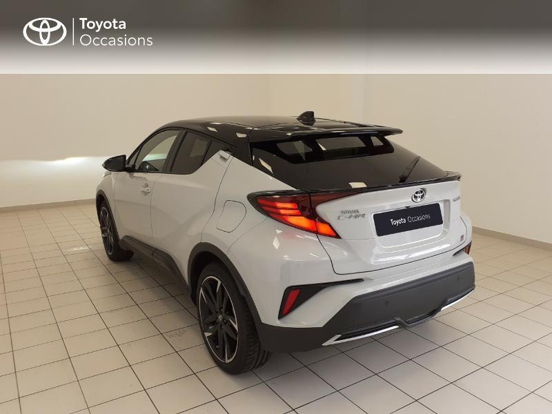 Photo 2 de l'offre de TOYOTA C-HR 184h GR-Sport 2WD E-CVT MY20 à 32980€ chez Brest Automobiles - Toyota Brest