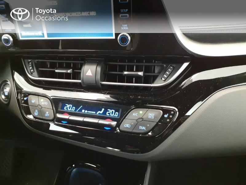Photo 22 de l'offre de TOYOTA C-HR 184h GR-Sport 2WD E-CVT MY20 à 32980€ chez Brest Automobiles - Toyota Brest