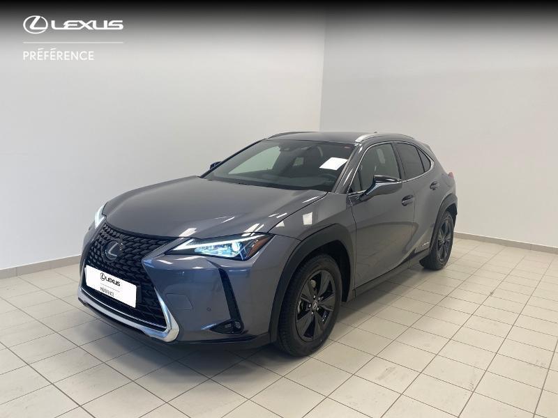 Lexus UX 250h 4WD Luxe MY19 Hybride GRIS Occasion à vendre
