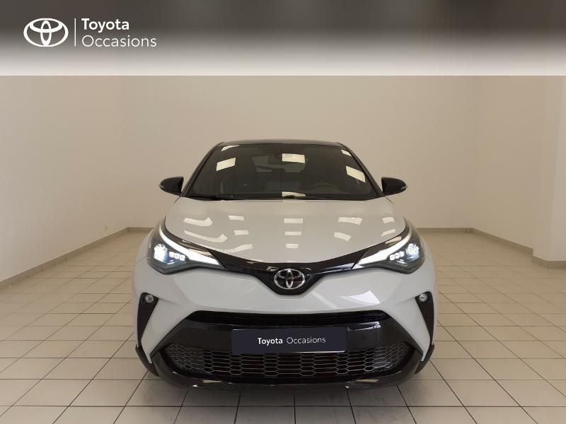 Photo 5 de l'offre de TOYOTA C-HR 184h GR-Sport 2WD E-CVT MY20 à 32980€ chez Brest Automobiles - Toyota Brest