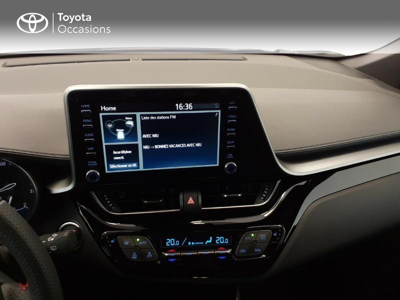 Photo 15 de l'offre de TOYOTA C-HR 184h GR-Sport 2WD E-CVT MY20 à 32980€ chez Brest Automobiles - Toyota Brest