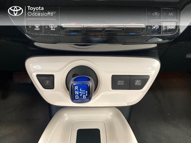 Photo 23 de l'offre de TOYOTA Prius 122h Lounge à 19980€ chez Brest Automobiles - Toyota Brest