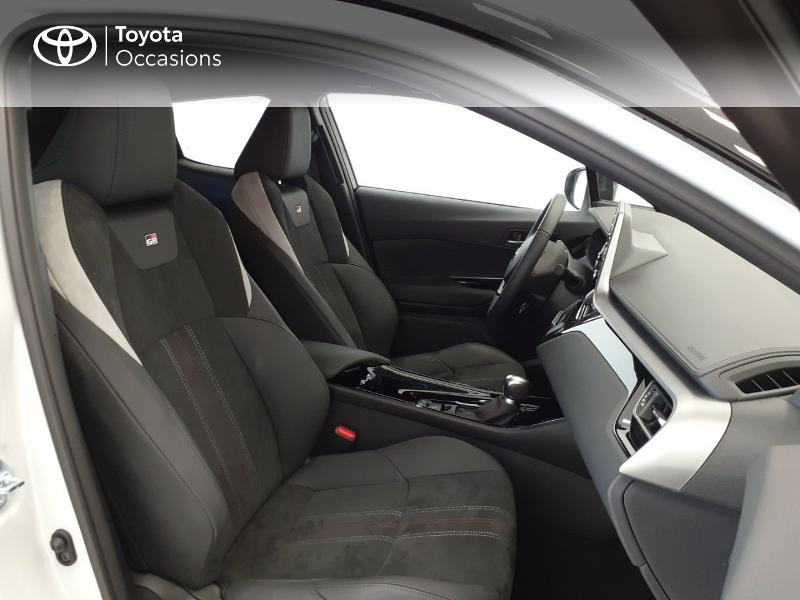 Photo 6 de l'offre de TOYOTA C-HR 184h GR-Sport 2WD E-CVT MY20 à 32980€ chez Brest Automobiles - Toyota Brest
