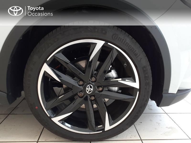 Photo 16 de l'offre de TOYOTA C-HR 184h GR-Sport 2WD E-CVT MY20 à 32980€ chez Brest Automobiles - Toyota Brest