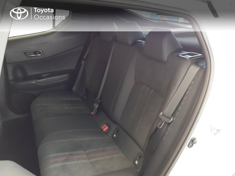 Photo 12 de l'offre de TOYOTA C-HR 184h GR-Sport 2WD E-CVT MY20 à 32980€ chez Brest Automobiles - Toyota Brest