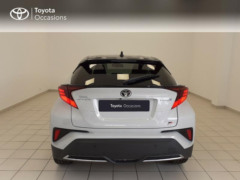 Photo 4 de l'offre de TOYOTA C-HR 184h GR-Sport 2WD E-CVT MY20 à 32980€ chez Brest Automobiles - Toyota Brest