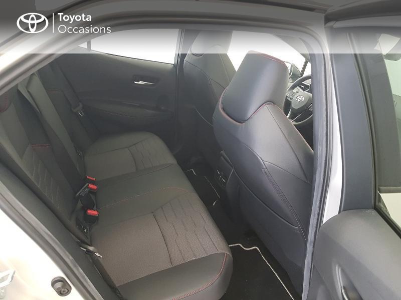 Photo 7 de l'offre de TOYOTA Corolla 122h Collection MY20 à 26980€ chez Brest Automobiles - Toyota Brest