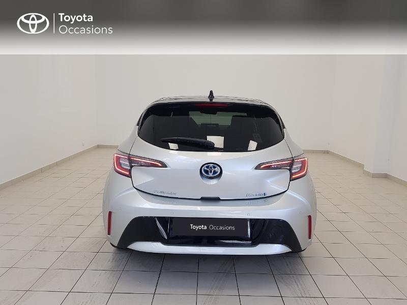 Photo 4 de l'offre de TOYOTA Corolla 122h Collection MY20 à 26980€ chez Brest Automobiles - Toyota Brest