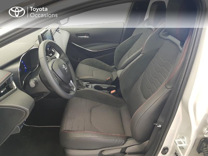 Photo 11 de l'offre de TOYOTA Corolla 122h Collection MY20 à 26980€ chez Brest Automobiles - Toyota Brest