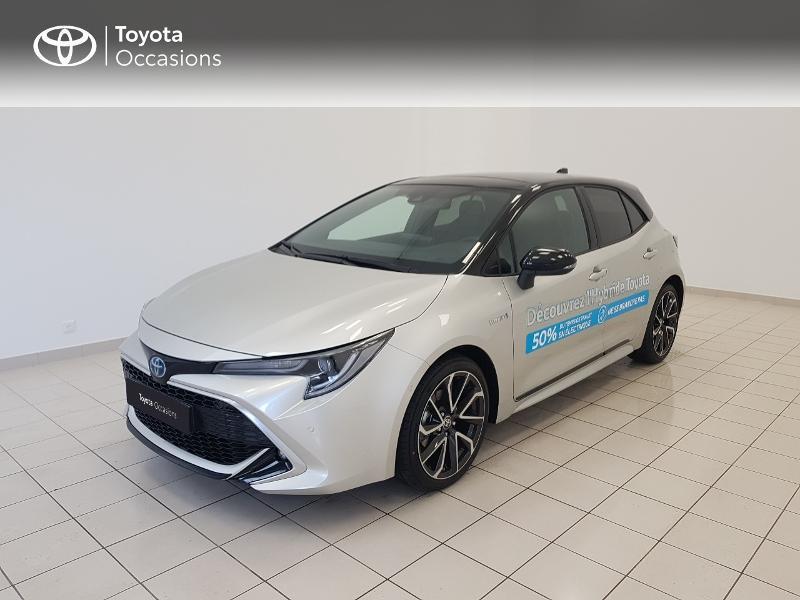 Photo 1 de l'offre de TOYOTA Corolla 122h Collection MY20 à 26980€ chez Brest Automobiles - Toyota Brest