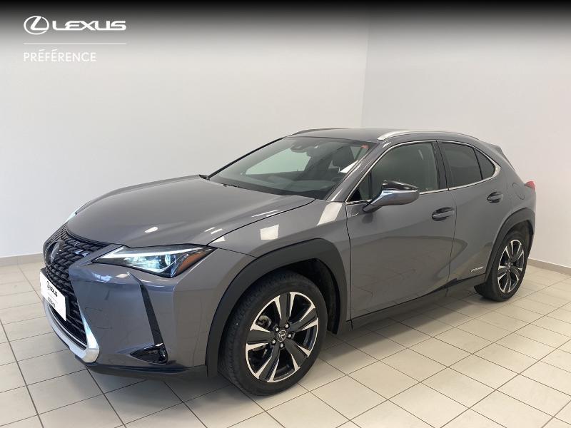 Lexus UX 250h 4WD Premium Edition Hybride GRIS FONCE Occasion à vendre